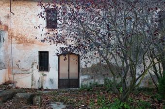 Itinerari entre barraques de vinya.