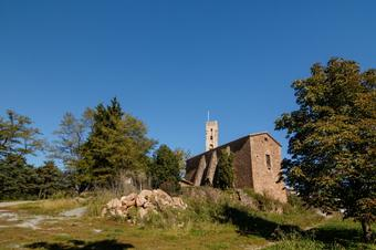 Ruta pels Bacs i l'Ermita de Sant Antoni. Sant Joan de les Abadesses.