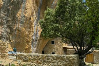 Ruta de La Pedra a Colobor. Àger