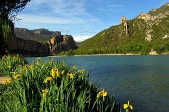 """Ruta """"Volta al Pantà de Sant Llorenç de Montgai"""""""