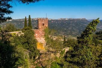 Ruta al castell d'Escornalbou. L'Argentera.