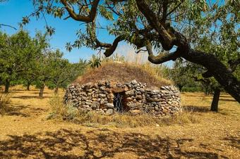 Ruta de les cabanes de Pedra Seca. Sant Quintí de Mediona