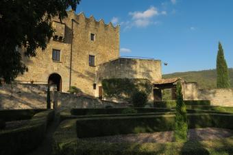 Del Castell de Montesquiu al Castell de Besora