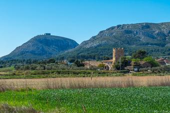 """Ruta """"Volta cicloturista al PN 2/2"""". Parc Natural del Montgrí, les Illes Medes i el Baix Ter."""