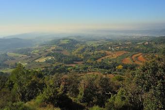 Ruta al Poblat ibèric de Puig Castell. Cànoves i Samalús