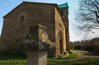 Ruta: Un tomb per Santa Maria de Cornet. Sallent