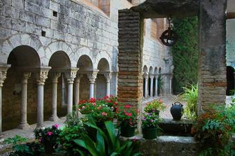 Ruta de la pujada als Ángels. Girona