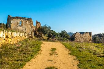 """""""Ruta de la via de Parpers"""". Argentona."""