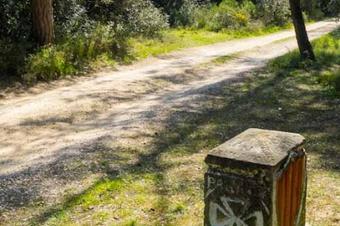 Ruta de Montagut. Sant Julià de Ramis