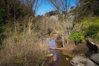 Ruta Camins de carro, camins d'aigua. Taradell