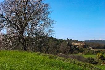Quatre pobles als peus de les Gavarres. Juià.