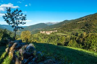 """""""Ruta de l'entorn de Pardines"""". Pardines. Parc Natural Capçaleres del Ter."""