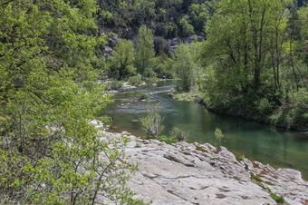 Tram 4/10. Sant Quirze de Besora-Manlleu. Ruta del Ter a peu (4/10)