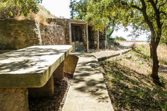 Ermita de Puigcerver. Riudecols.