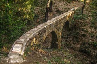 Etapa 2. Cassà de la Selva - Romanyà de la Selva. Gran Volta a les Gavarres