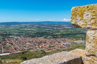 """""""Ruta al Castell de Montgrí"""". Torroella de Montgrí."""