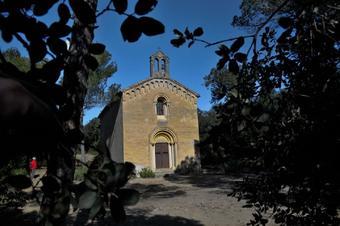 Voltants de l'ermita de Sant Climent. En aquesta ermita del segle XVIII només es fa missa el 23 de novembre.