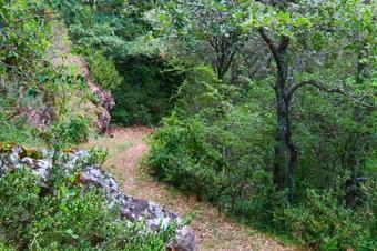 Camí a Obeix i Castell-estaó. La Vall Fosca