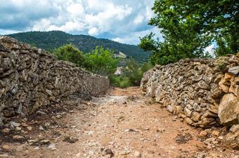 """""""Ruta de la Pedra Seca"""". Pradell de la Teixeta."""