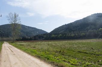 Ruta Muntanya dels Sants Metges. Sant Julià de Ramis