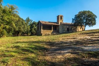 "Ruta ""Sant Corneli i el cingle de l'Avenc"". Tavertet."
