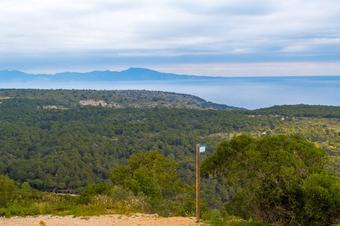 Ruta Les Maures. Parc Natural del Montgrí, les Illes Medes i el Baix Ter.