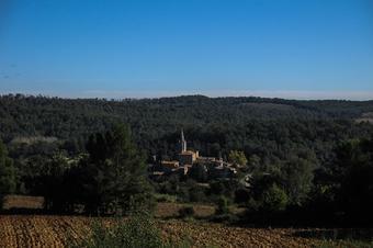 Quatre pobles als peus de les Gavarres. Sant Martí Vell.