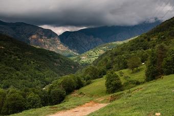 Ruta Espai d'Interès Natural II. De Ribes de Freser al pla d'Erola.