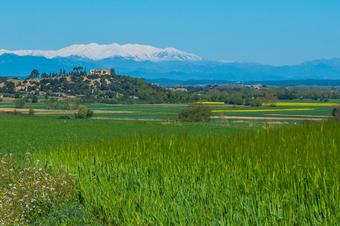 """Ruta """"Volta cicloturista al PN 1/1"""". Parc Natural del Montgrí, les Illes Medes i el Baix Ter."""