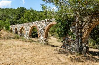 Ponts del Mas d'en Vall. Riudecols.