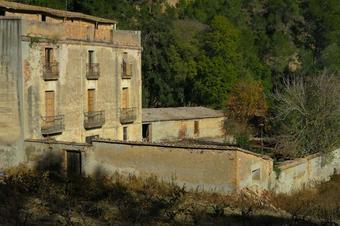 Sant Pere i la costa de Matamatxos. Hostalets de Pierola